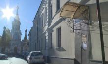 Актовый зал Свято-Покровского кафедрального собора г.Гродно.