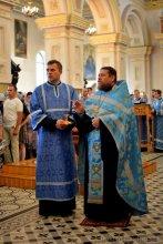 Свято-Покровский кафедральный собор Гродно, протоиерей Александр Ноздрин