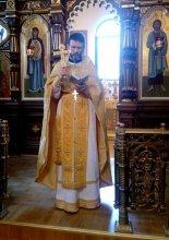 Свято-Покровский кафедральный собор Гродно, иерей Михаил Перец