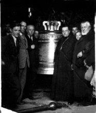 Колокол Свято-Покровского собора г.Гродно 1935г