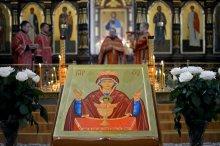 """Обетом трезвости отметили в Покровском соборе день празднования иконы """"Неупиваемая Чаша"""""""
