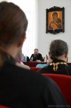 Семинар «Технологии церковной работы с наркозависимыми», Жировичи, МинДС