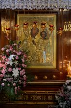Свято-Покровский собор Гродно, Чудотворная икона «Казанской Божией Матери»