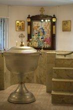 Свято-Покровский кафедральный собор Гродно, Крестильня