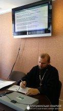 Представители Гродненской епархии приняли участие в работе Вторых Белорусских Рождественских чтений