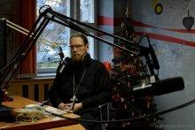 Иерей Павел Касперович, Радио Гродно