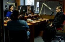 О Пробеге трезвости в студии Радио Гродно