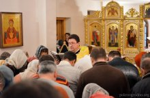 Свято-Покровский кафедральный собор Гродно, обет трезвости