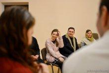 Свято-Покровский собор, литературный вечер для молодежных братств г. Гродно