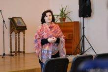 Психолог Анна Янчий, Родительский клуб, Покровский собор
