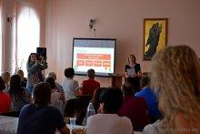 Преподаватели Францисканской гимназии г. Кретинга (Литва) познакомились с историей и образовательной деятельностью Покровского собора