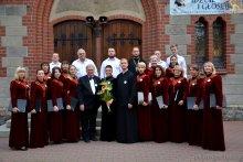 Архиерейский хор Свято-Покровского собора