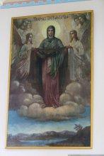 Свято-Покровский кафедральный собор Гродно, икона Пресвятой Богородицы