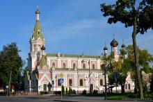 Свято-Покровский кафедральный собор, Гродно