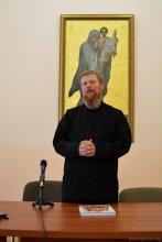 Клуб православного общения, протодиакон Павел Бубнов