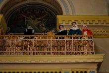 Архиепископ Артемий возглавил пасхальныебогослужения в кафедральном соборе Гродно